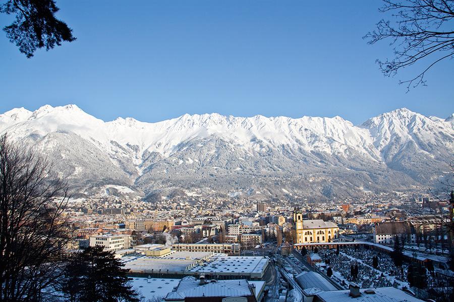 Hotel Mit Wellness In Innsbruck