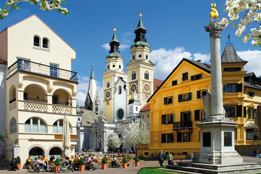 Bressanone alberghi hotels alloggi per le sue vacanze for Hotel a bressanone centro storico