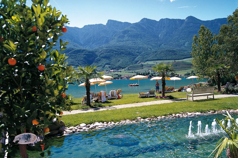 Caldaro e lago di caldaro hotel alberghi e residence for Hotel kaltern