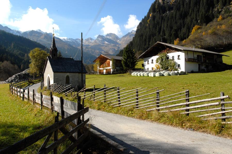 Vacanza alternativa in un maso in Alto Adige